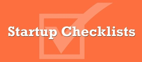 Starting a Business: 5 Checklists You Might Have Missed | Biz Penguin | Small Business Issues | Scoop.it