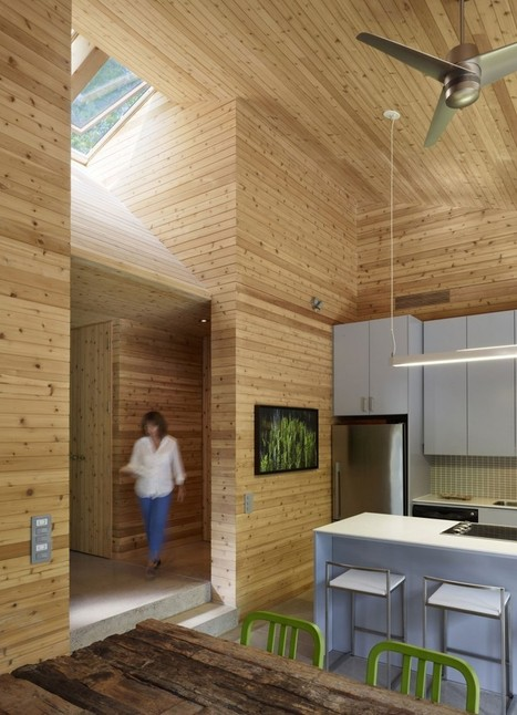 Stealth Cabin by superkül | HomeDSGN, a daily source for ... | portage | Scoop.it