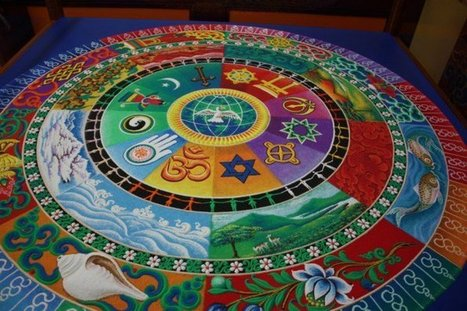 Mandalas – Color Guides to Spiritualism and Healing | Energy Health | Scoop.it