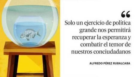 Política grande, Alfredo Pérez Rubalcaba | Diari de Miquel Iceta | Scoop.it