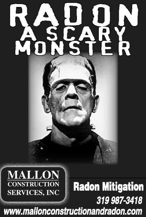 RADON.... A SCARY MONSTER! | The seriousness of Radon... | Scoop.it