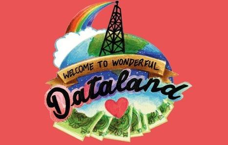 Influencia - Media - Bienvenue à Dataland | #DATA | Scoop.it