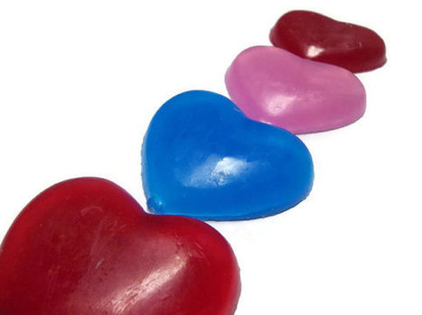 Heart Chakra Soap Natural Moisturizing Reiki Charged Soap Set of 7 Yoga & Metaphysical Soap | CAMwatch | Scoop.it