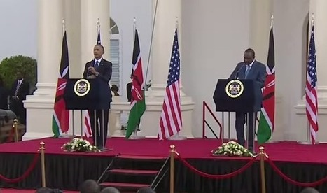 ''Some Things We Don't Share': Kenyan President Rejects Obama's threat for acceptance of evil & sodomy, Hurrah for Kenyan President' [burn in hell obama] | News You Can Use - NO PINKSLIME | Scoop.it