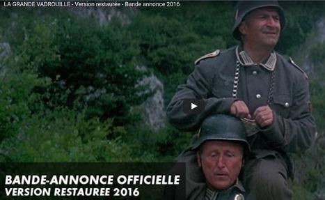 Le Figaro Premium - 50 ans de La Grande Vadrouille: le film revient dans les salles | POURQUOI PAS... EN FRANÇAIS ? | Scoop.it