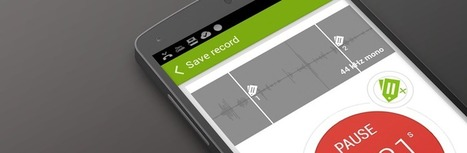 Recordense: A Stylish Audio-Recorder for Android | Daily Magazine | Scoop.it