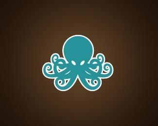 Logo Design: Squids and Octopuses | Abduzeedo | Graphic Design Inspiration and Photoshop Tutorials | Beautiful and creative logos | Scoop.it