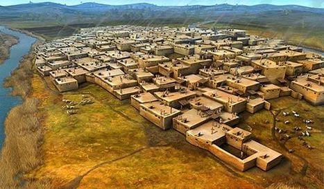 Men and women held equal status in ancient city of Catalhoyuk | Aux origines | Scoop.it