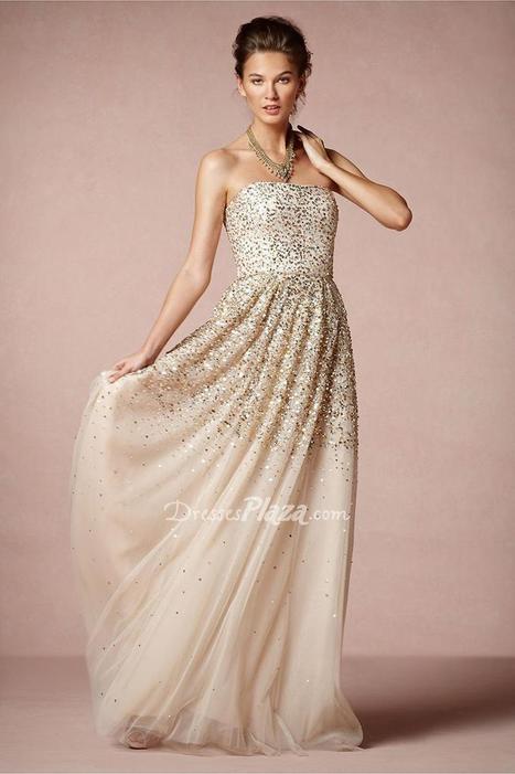 Wedding Dresses Page - DressesPlaza | Designer Bridesmaid Dress 2014 | Scoop.it