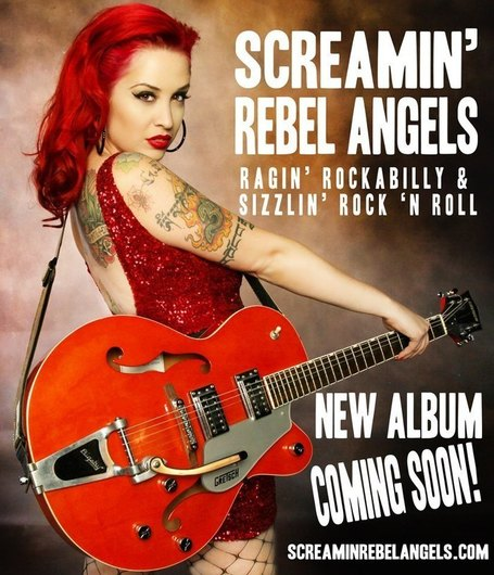 Screamin' Rebel Angels | Rockabilly | Scoop.it