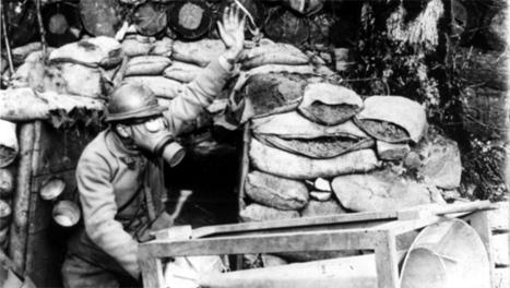 Le Boyau - Dans les tranchées 1914-1918   WW-I   Scoop.it