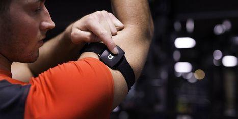 GymWatch, le capteur d'activité pour suivre ses séances de fitness - Web des Objets | Quantified Self | Scoop.it