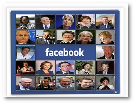 Le TOP 100 des politiques sur Facebook !   Veille Facebook   Scoop.it