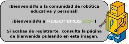 ROBOTEROS | tecno4 | Scoop.it