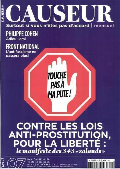 Droits des femmes : vision rétrograde de 343 salauds...   NPA   éco-féminisme sociale   Scoop.it