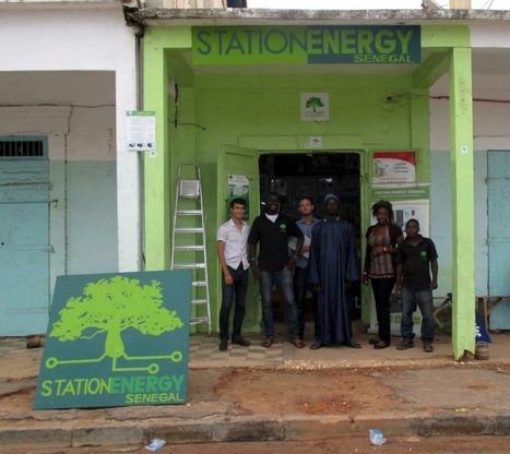 Afrique : des « épiceries solaires » pour lutter contre la précarité énergétique | WE DEMAIN. Une revue, un site, une communauté pour changer d'époque | Scoop.it