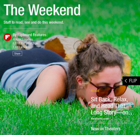 Flipboard emulates newspapers with redesigned 'cover stories' | Business | Scoop.it