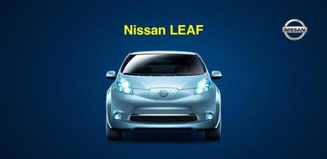 Nissan LEAF - Android Market | Android Apps | Scoop.it