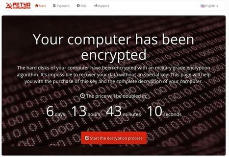 Ransomware: Sabe o que é e como se previne? - Pplware | Security and Privacy | Scoop.it