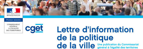 Lettre d'information de la POLITIQUE de la VILLE | actions de concertation citoyenne | Scoop.it