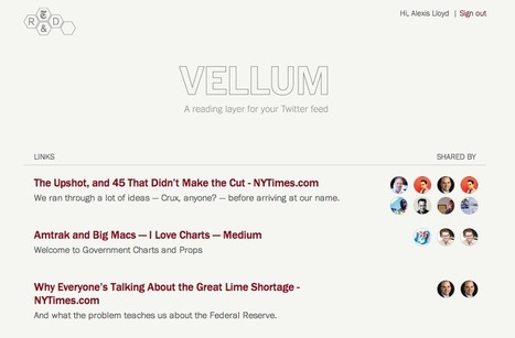 Vellum: A reading layer for your Twitter feed ← nytlabs | Public Relations & Social Media Insight | Scoop.it