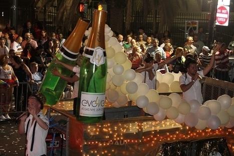 Vegas 'Evolves' for New Year's Eve | Evolve Vegas NYE | Scoop.it