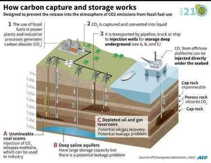 Carbon Capture: key green technology shackled by costs | Era del conocimiento | Scoop.it
