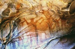 Rock Art and Cave Paintings in Mulegé:  Have a Baja Moment (in Time)! | Prehistoric Art Class 9 | Scoop.it