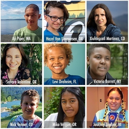 "Can This Group Of Kids Force The Government To Act On Climate Change? (""the main stakeholders speak"") 