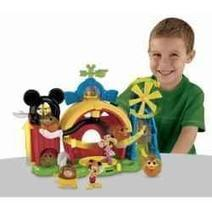 Mickey Mouse Clubhouse Playset For Toddlers   Affordable Mickey Mouse Clubhouse Sets For Toddlers   Scoop.it