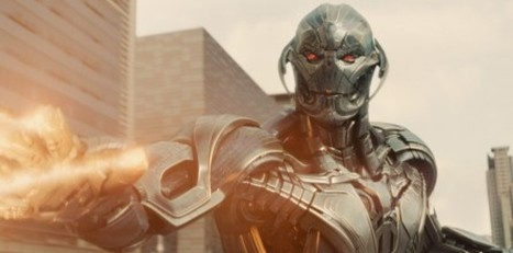 'Ultron' Still Has Ultimate Control; 'Hot Pursuit' Hits A Pothole – Late Night B.O. Update - Celebrity and Models | Think Create and Do | Scoop.it