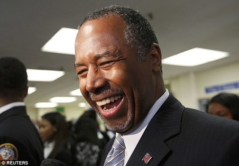 Ben Carson launches campaign: 'Rise up and take the government back' | Business Video Directory | Scoop.it