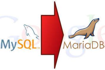 Google swaps out MySQL, moves to MariaDB - Register | Dev | Scoop.it