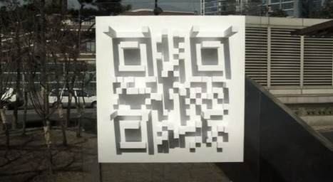 QR Code solaire | Designer Qrcodes | Scoop.it