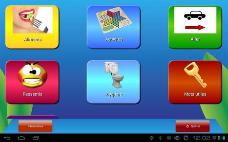 Dis-moi ! V2 Autisme Handicap - Android-MT | Digital games for autistic children. Ressources numériques autisme | Scoop.it
