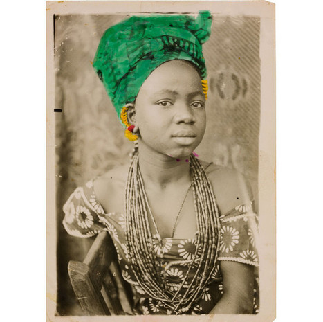 Avec Seydou Keïta, la photographie africaine entre au Grand Palais | PhotoActu | Scoop.it