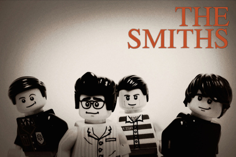 20 Iconic Bands Recreated in LEGO • Highsnobiety | Music | Scoop.it