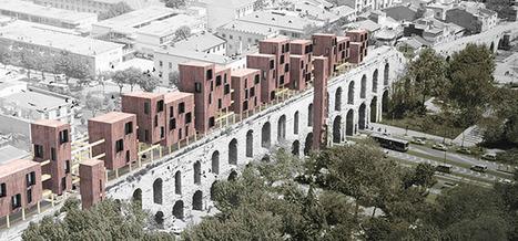 Les jeunes architectes du monde entier imaginent des solutions d'urbanisation pour le concours « La ville au-dessus de la ville » | Urbanisme et Aménagement | Scoop.it