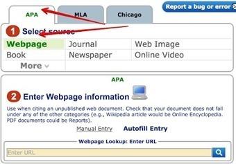 apa 6th edition referencing tool