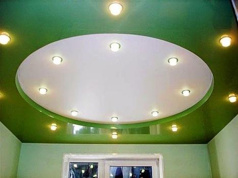 faux plafond luxueux | Faux plafond en forme d'un papillon | Scoop.it