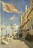 Un hôtel de luxe à la fin du Second Empire | Les impressionnistes | Scoop.it