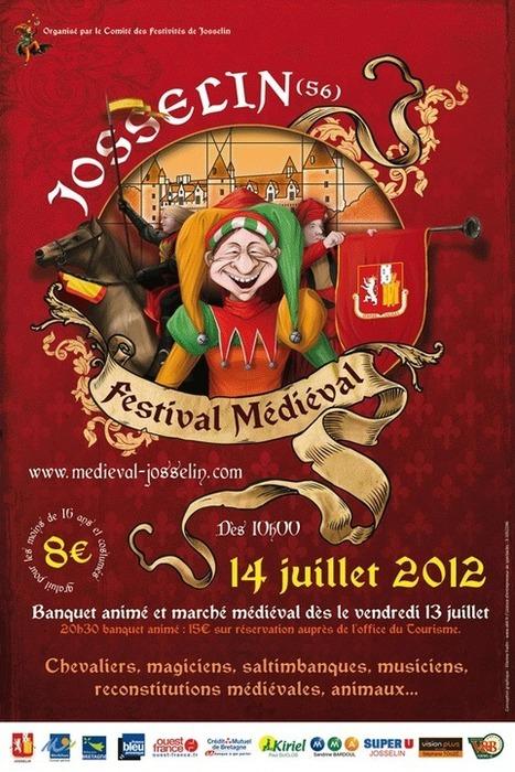 Fête médiévale de Josselin | Revue de Web par ClC | Scoop.it