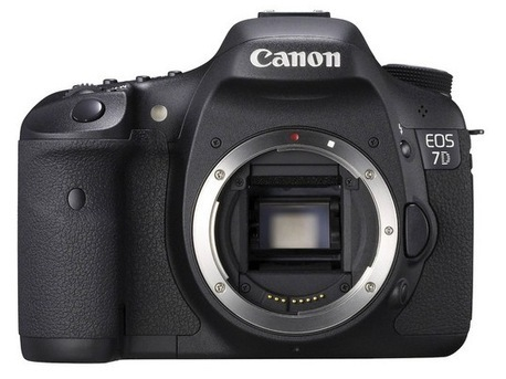 Canon 7D Firmware Update Version 2.0.5 Now Available
