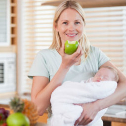 Postnatal Diet and Exercise - Only About Pregnancy   onlyaboutpregnancy   Scoop.it