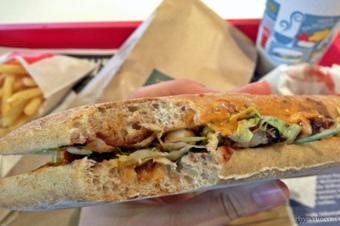 TEST: McBaguette Tomate Mozzarella von McDonald's | Lifestyle | Scoop.it