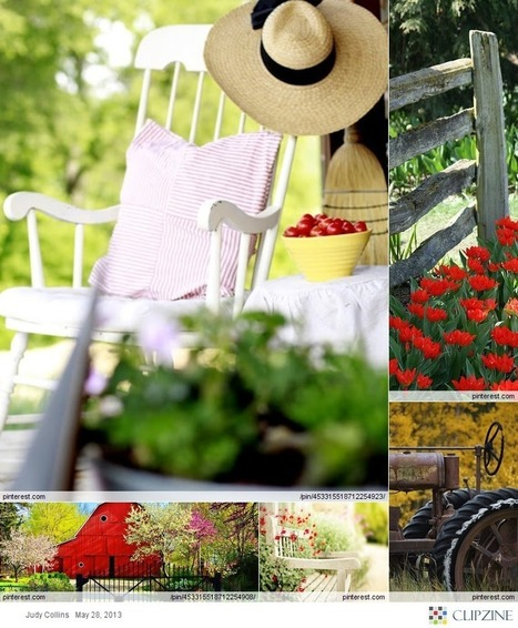 Country + Farm Living | Clipzine Pages | Scoop.it