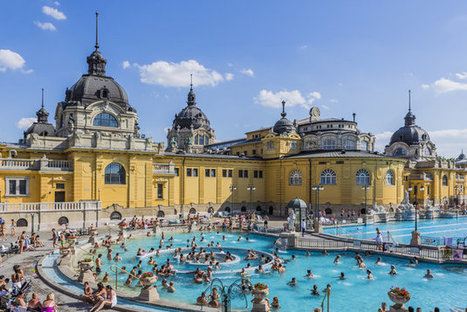 13 Reasons You Need To Visit Budapest ASAP | Historic Thermal Cities Villes Thermales Historiques | Scoop.it