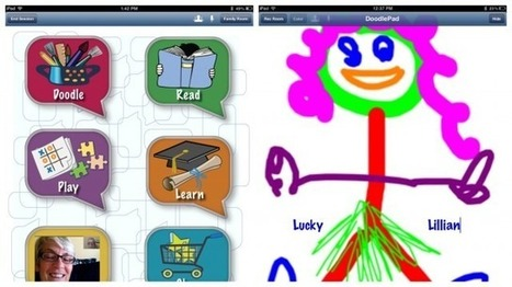 Grandparents Develop iPad App to Stay in Touch With Family | MarketingHits | Scoop.it