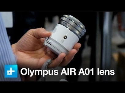 Olympus Air A01 lens system || Consumer Mania Rocks! | Nothing But News | Scoop.it