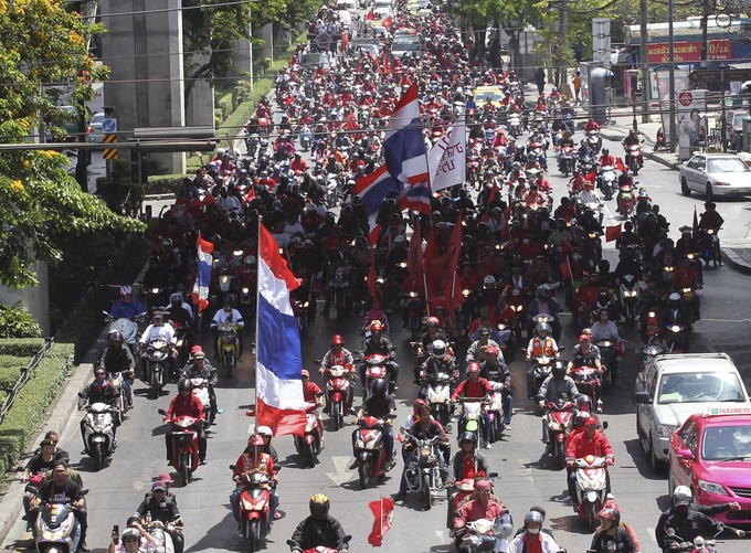 Thailand: Revolution by Motorcycle? - The New York Review of Books (blog) | real utopias | Scoop.it